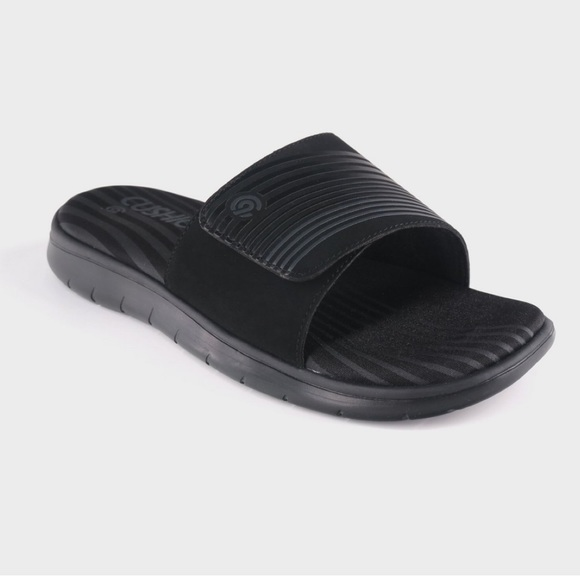 45e2ee12e1b80 C9 by Champion Other - C9 Champion Men s Black Cushion Fit Slide Sandals